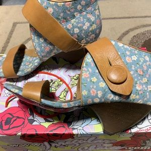 Irregular Choice Sandals size 7